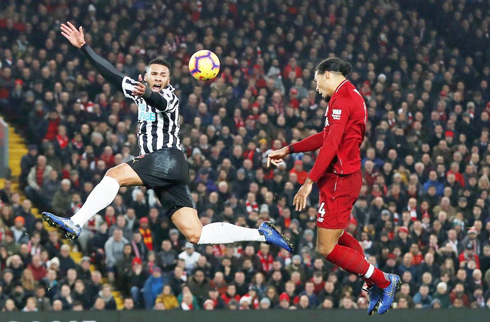 Virgil van Dijk: Liverpool defender needs knee surgery and faces lengthy lay-off