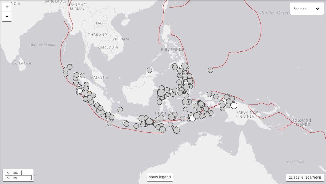 BREAKING: Another 6.7-magnitude quake hits West Sumba