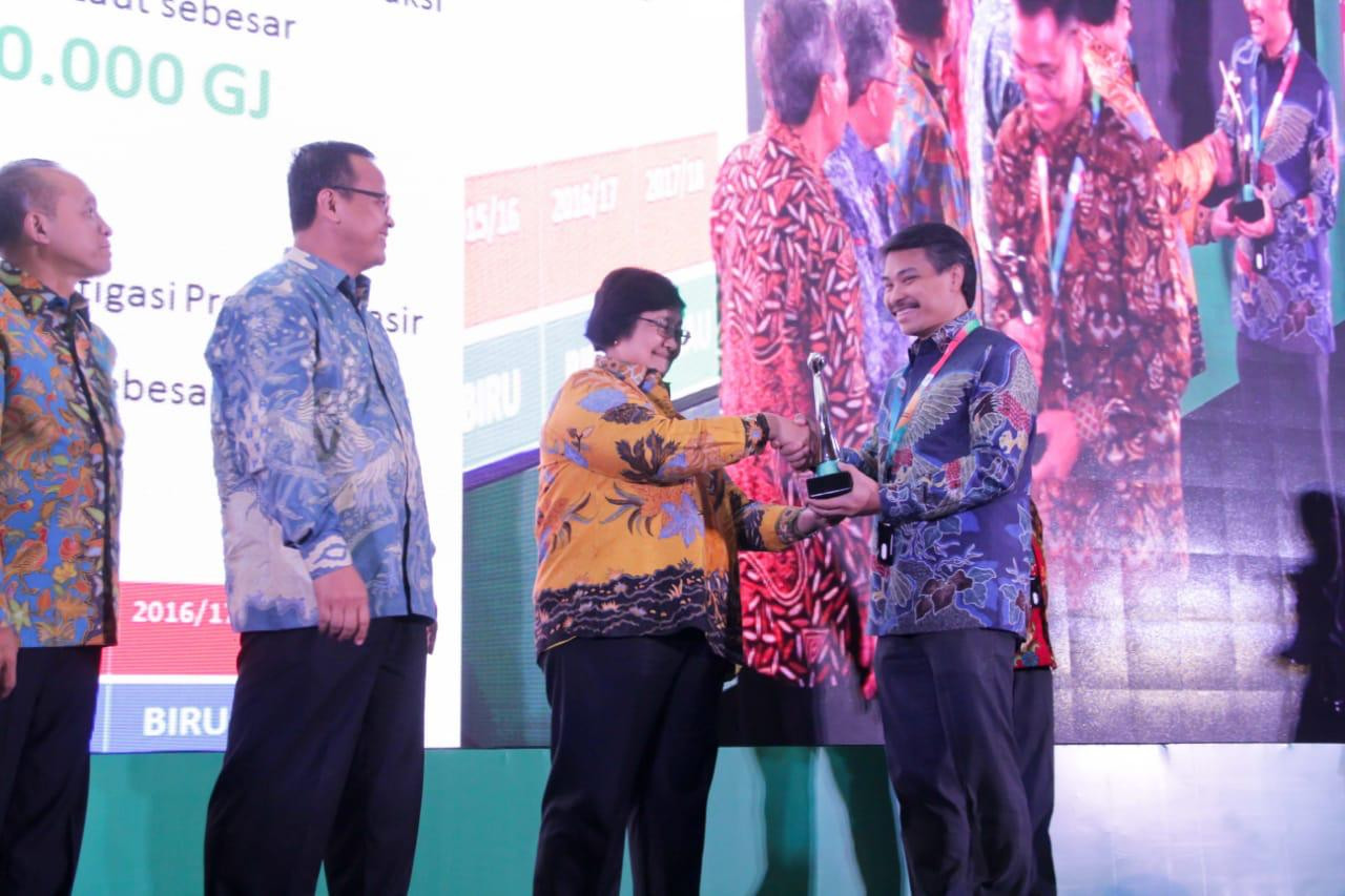 Pertamina Hulu Mahakam wins green awards