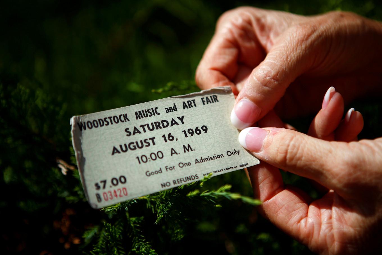 Multigenerational 50th-anniversary Woodstock event set for 2019