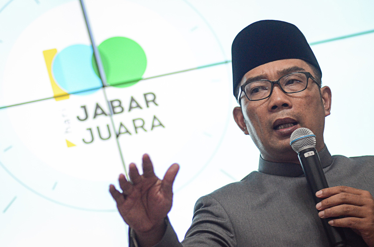 Ridwan Kamil reported to Bawaslu for alleged campaign violation