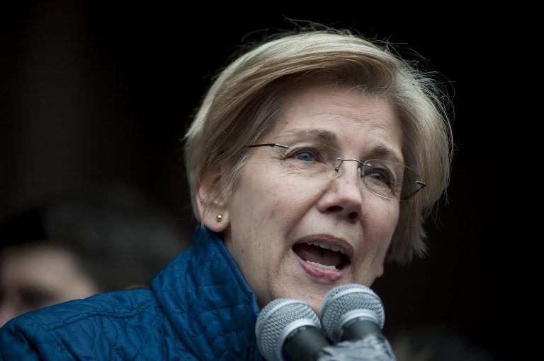 Democrat Warren enters 2020 White House race