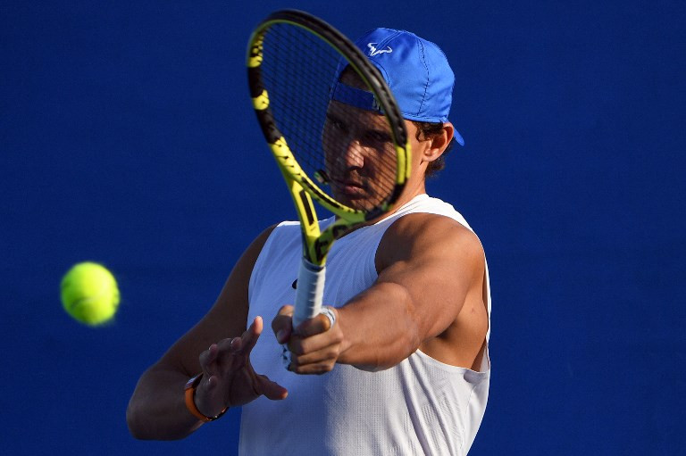 Body first, ranking later says Nadal after ankle surgery