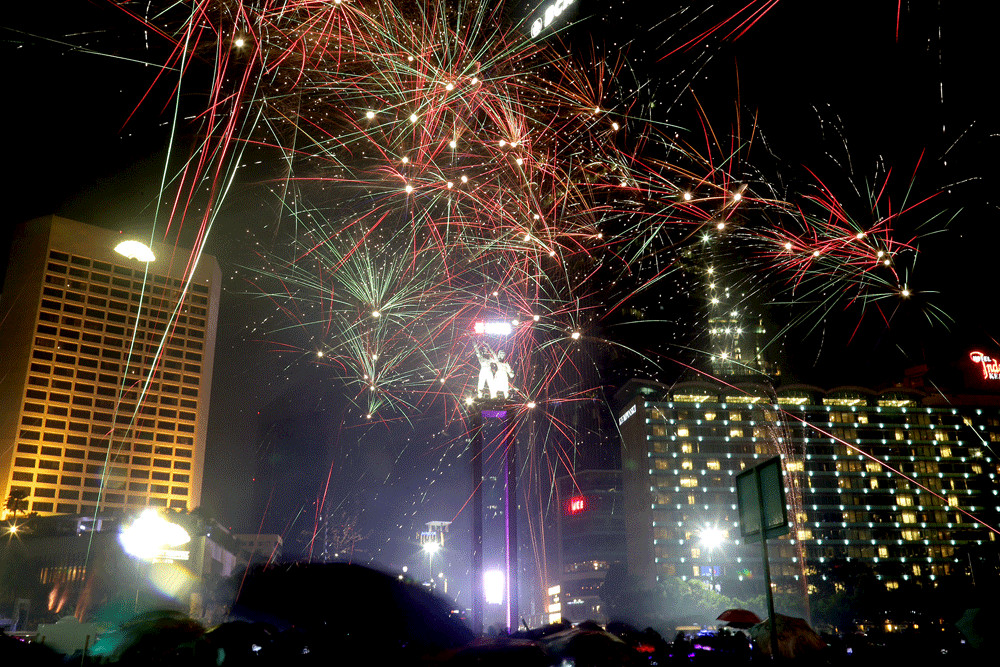 City in Aceh bans all New Year celebrations