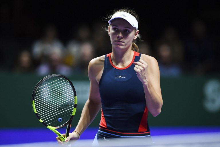 Wozniacki cruises in Auckland ahead of Melbourne title defence