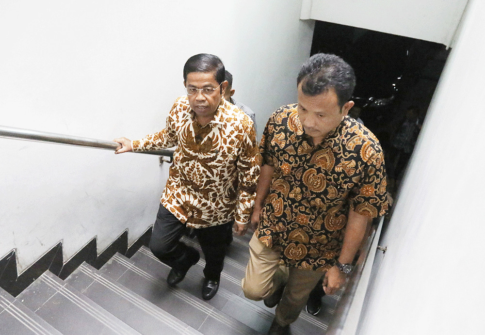 Jokowi, Supreme Court slammed for showing leniency to corruption convicts