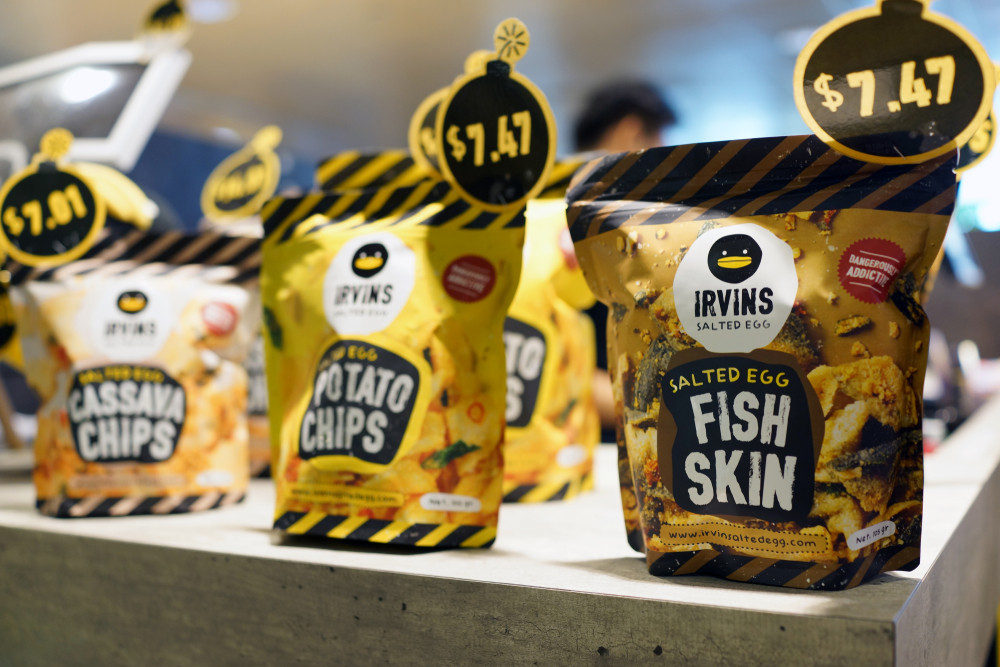 Irvins Salted Egg apologizes for dead lizard found in fish skin snack packet
