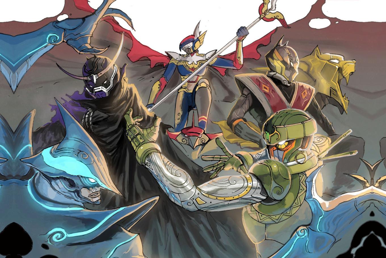 Indonesia's 'Nusa V' superhero comic to enter Southeast Asian market - Art & Culture - The Jakarta Post Indonesia's 'Nusa V' superhero comic to enter Southeast Asian market - 웹