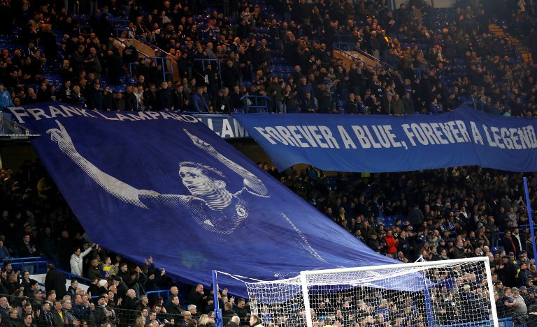 Chelsea fan banned for homophobic abuse