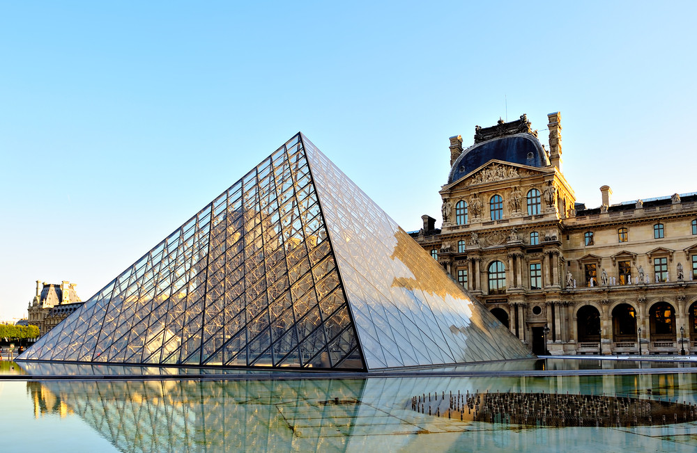 Louvre's record numbers fall as museum tries to limit visitors