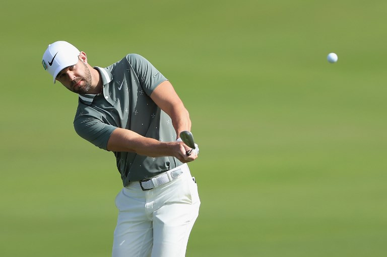 Tway seizes early Champions' lead, Johnson one stroke back