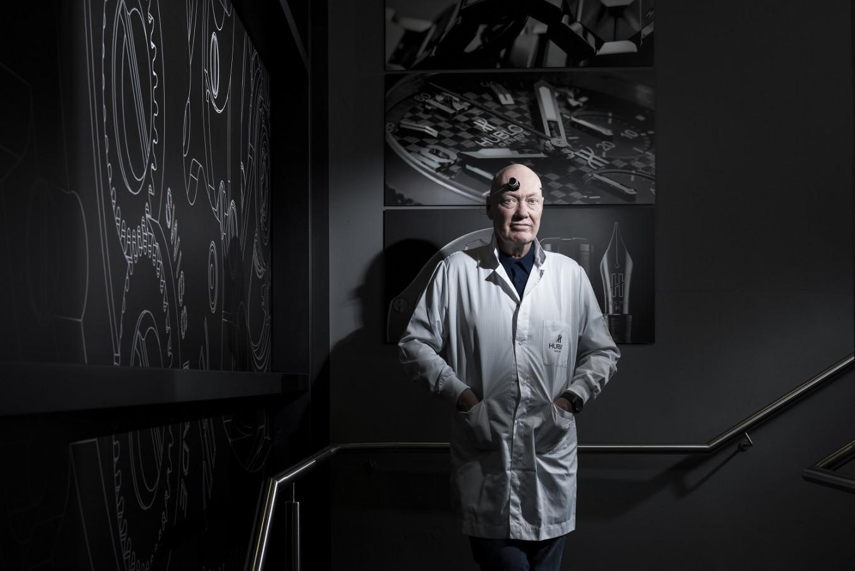 Watchmaking art is eternal, says Jean-Claude Biver