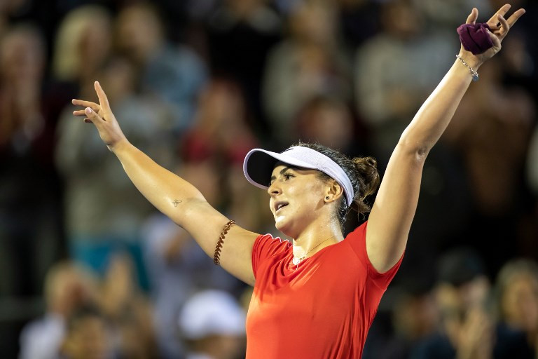 Giantkiller Andreescu sends Williams packing