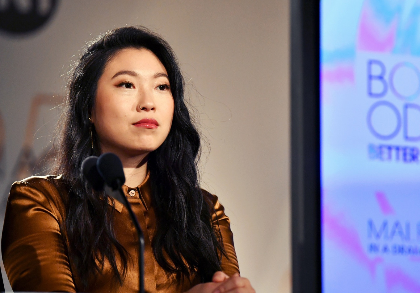 Awkwafina joins 'Jumanji' sequel cast