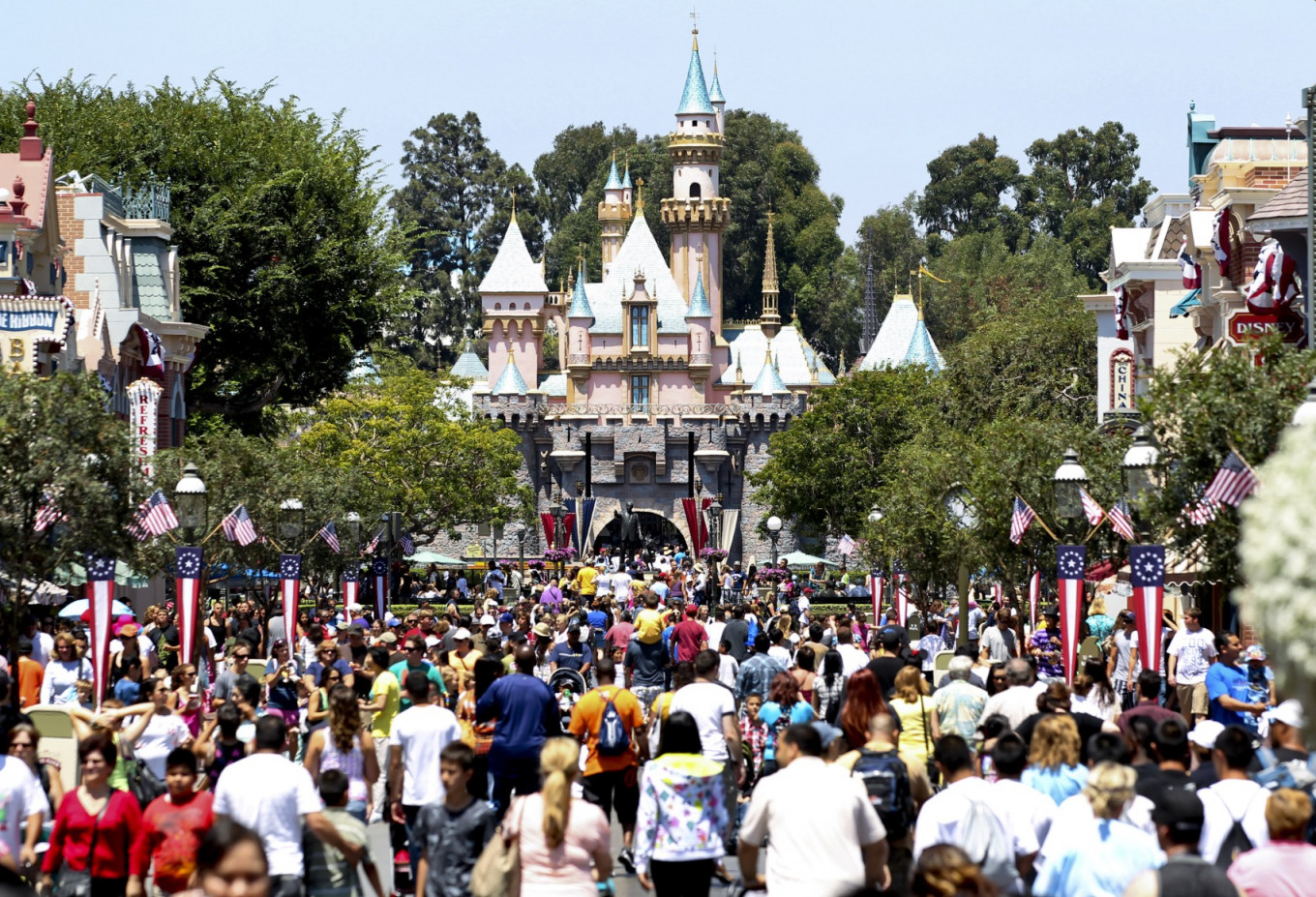 Disney raises California park prices 10% to almost $150 per day