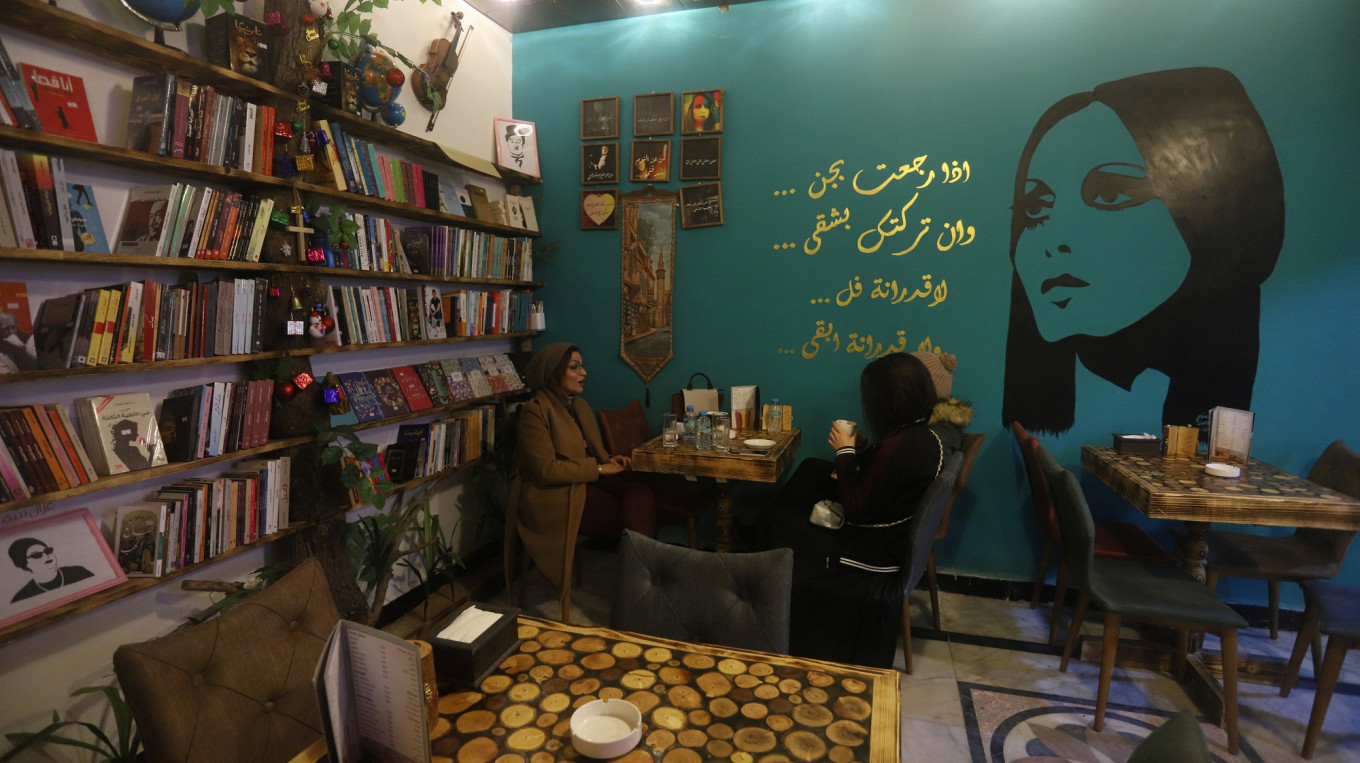 Fairouz Cafe brings Levantine nostalgia to southern Iraq