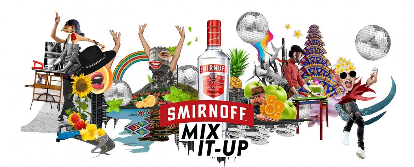 Smirnoff fuses ethnic music with dance genre in latest campaign