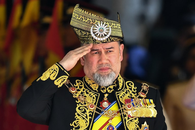 New Malaysian king to be picked this month after shock abdication