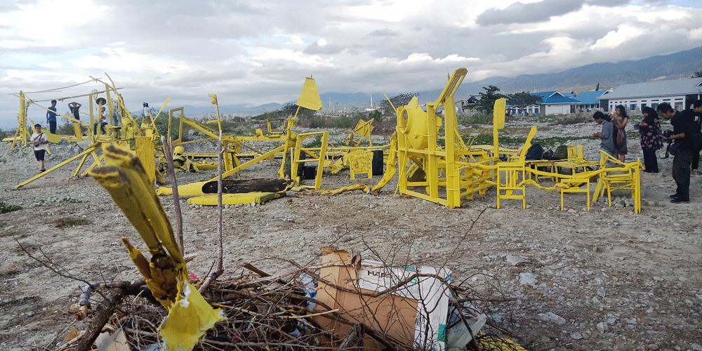 Disaster-resilient urbanites