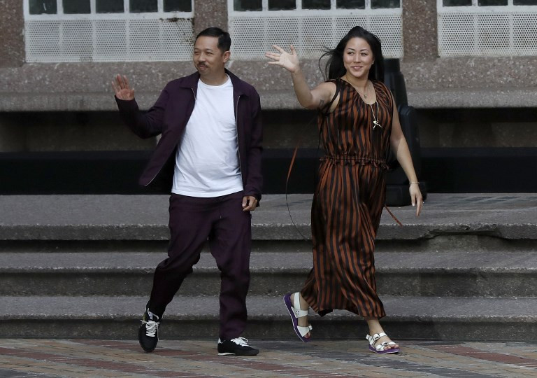 Designers Lim and Leon quit French label Kenzo after eight years