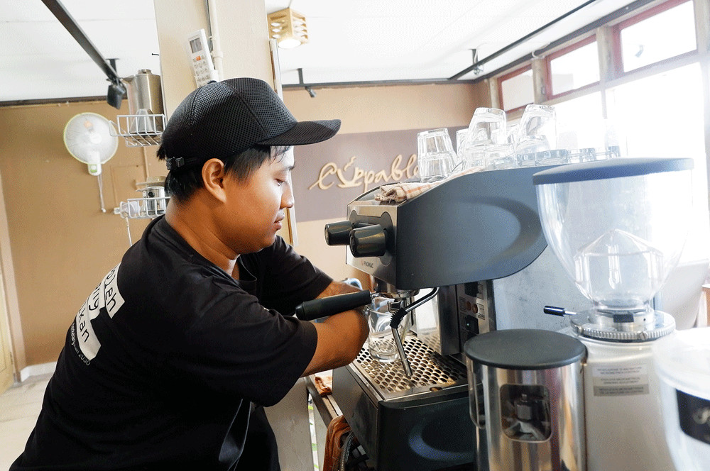 Cupable cafe transforming lives through coffee, one cup at a time