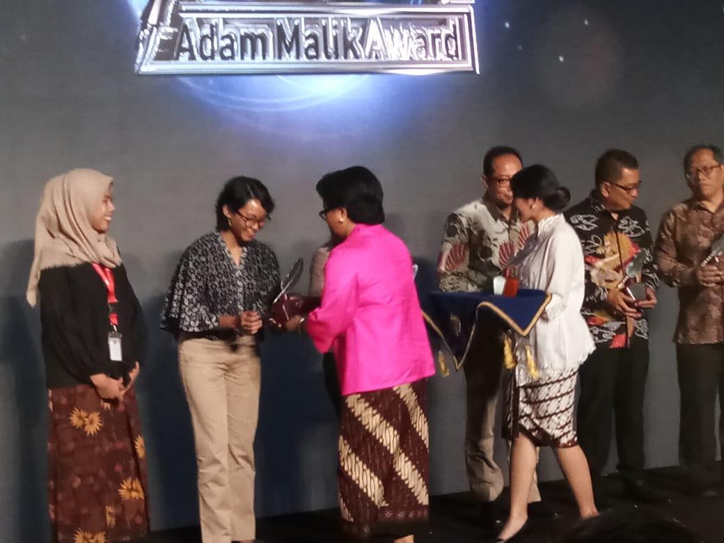 'The Jakarta Post' journalist wins prestigious Adam Malik Award