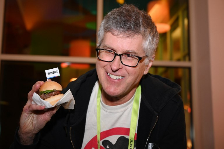 US startup eyes next generation of burgers with relish