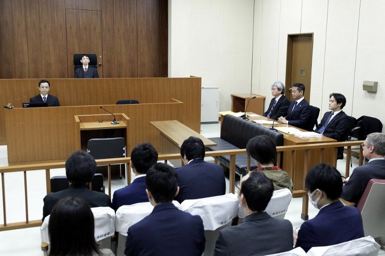 Japan court rejects Ghosn release bid
