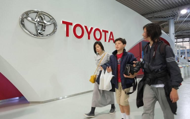 Toyota recalls 1.7 mn more autos over Takata airbag defects