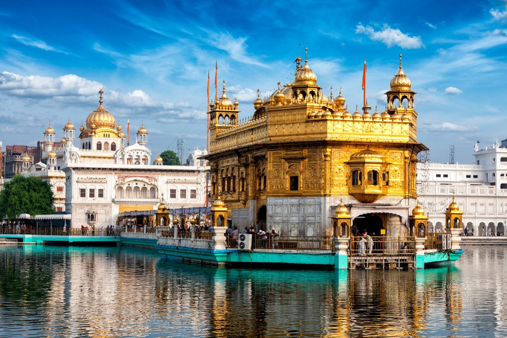 Photos banned inside India's Golden Temple: Shrine official
