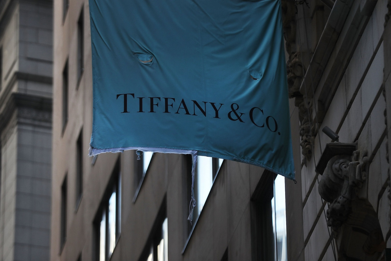 Tiffany's first European cafe to open in London on Valentine's Day