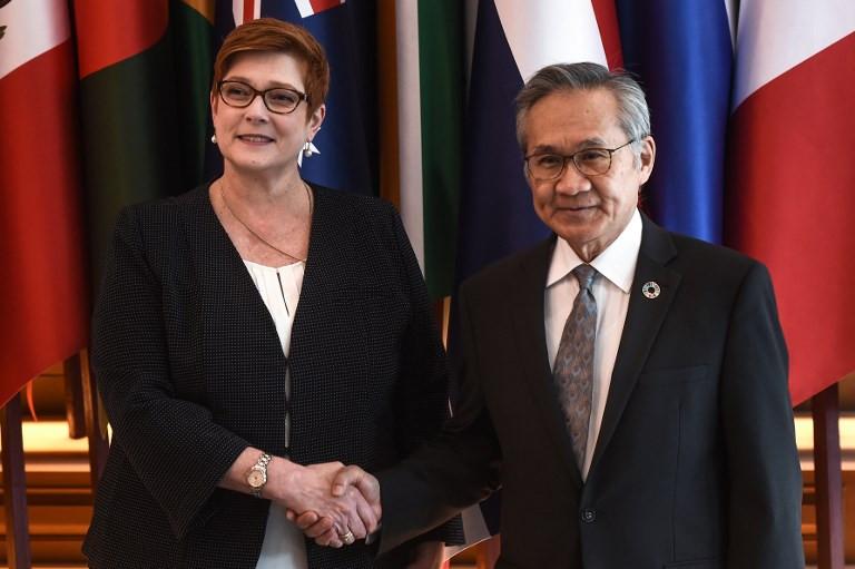Australia FM visits Thailand amid Saudi asylum seeker saga