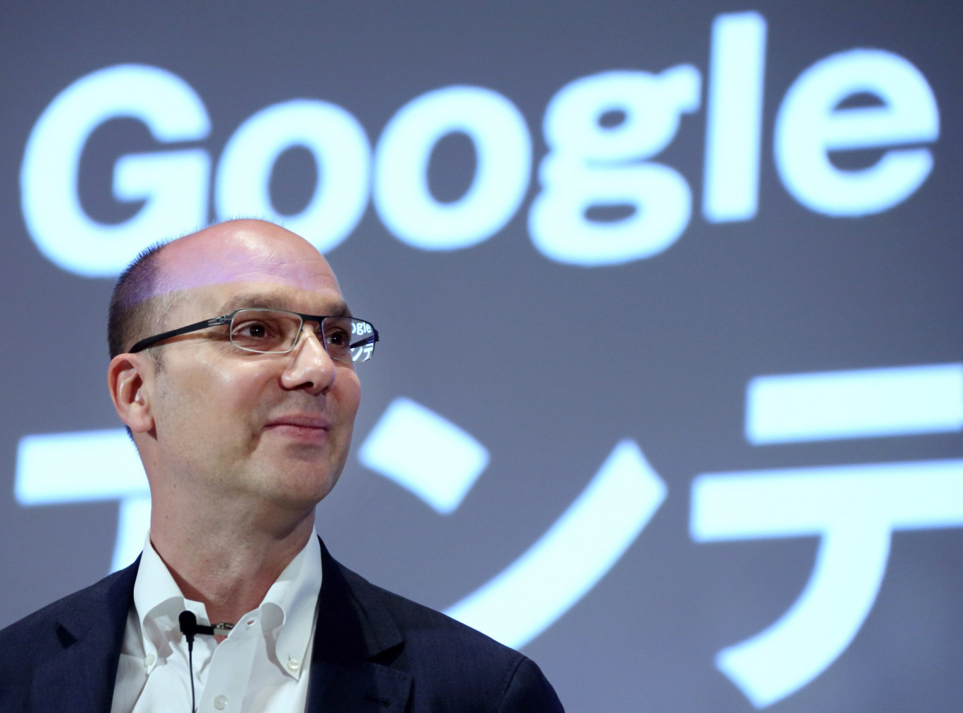 Google board sued for hushing misconduct claims about Rubin