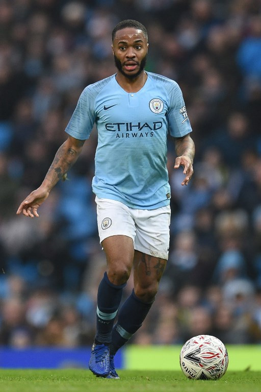 Sterling pens letter to racially abused boy and says 'stand tall'