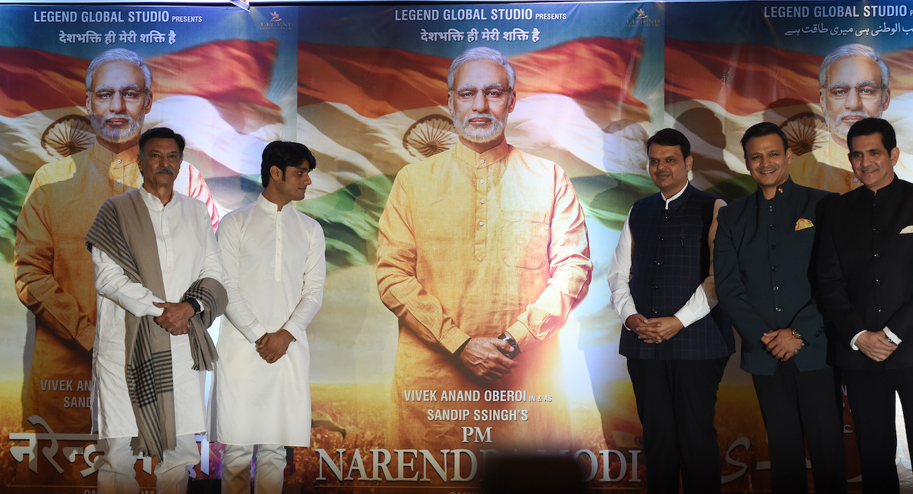 Reelpolitik: India election films get Bollywood vote