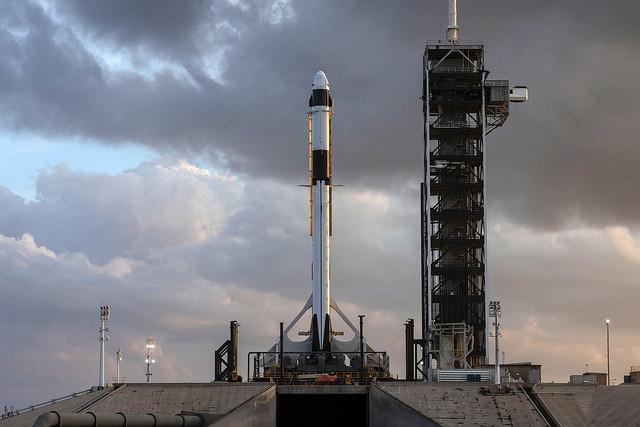 SpaceX launches final 10 satellites for Iridium