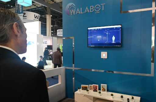 Not just for kids: a leap for seniors at Vegas tech show