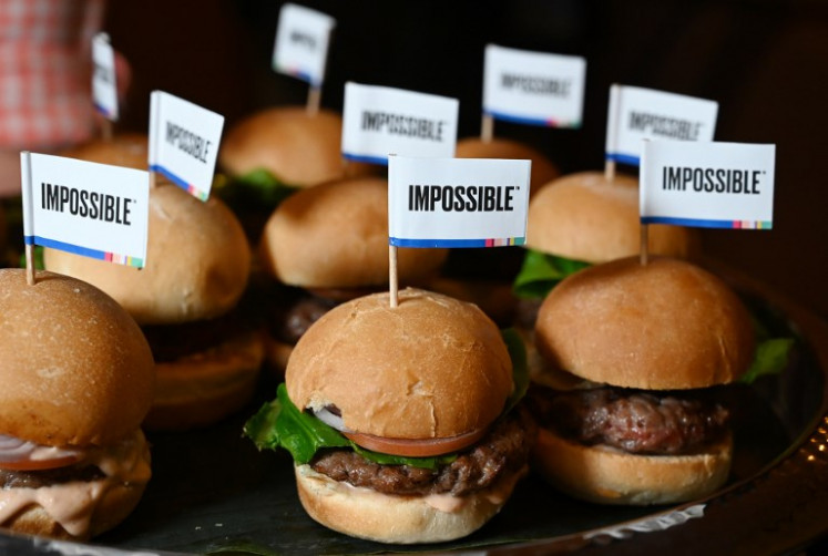 Impossible Burger named best product launch at CES 2019