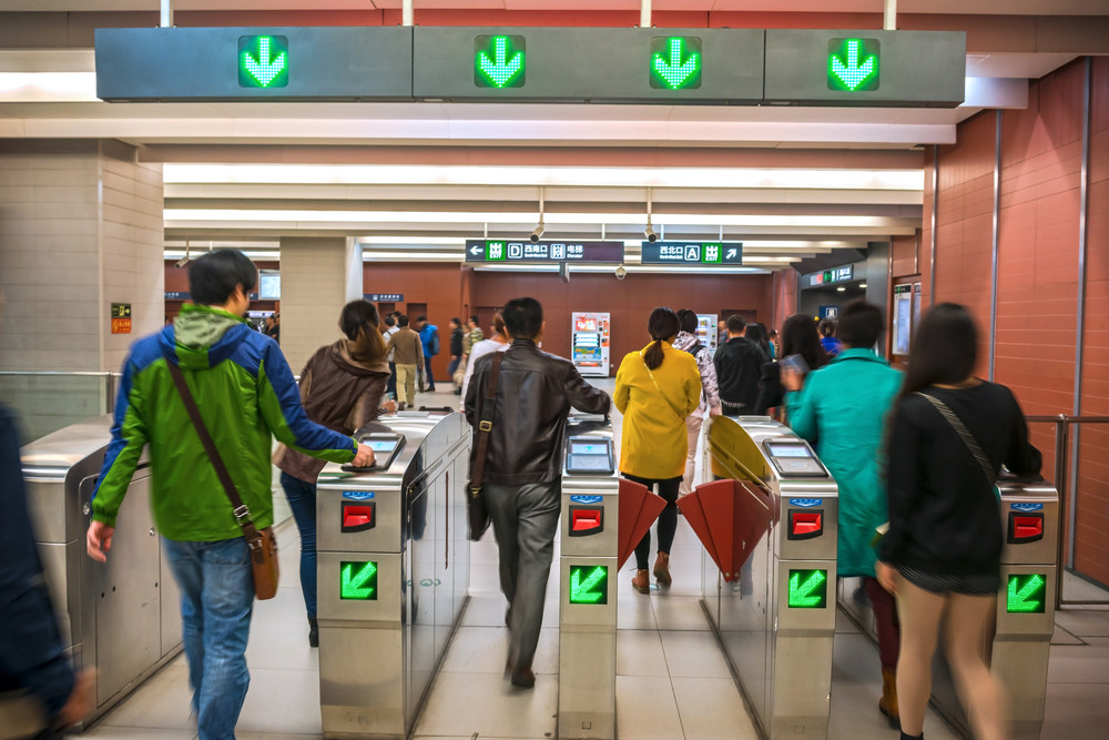 Beijing to roll out unlimited electronic subway tickets