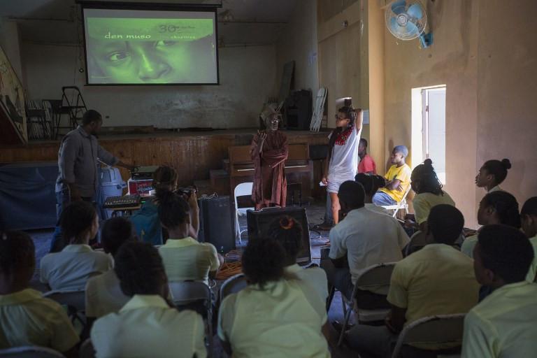 No theaters, no money: Haiti labors to keep cinema alive