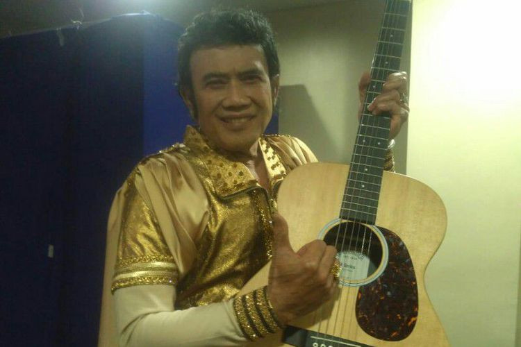 Bogor regent to report Rhoma Irama over alleged PSBB violation after local performance