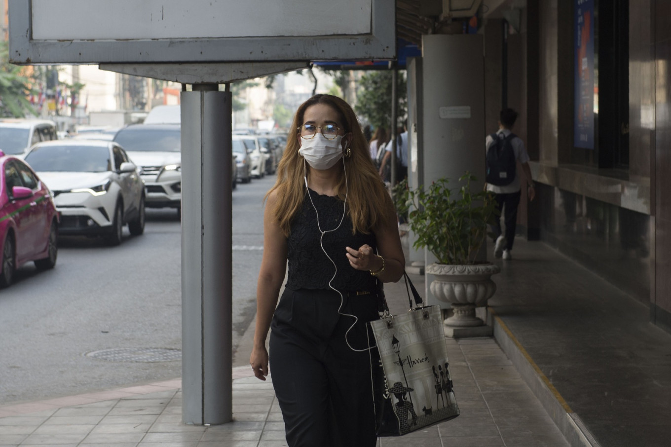 Black carbon from air pollution found in placentas: Study