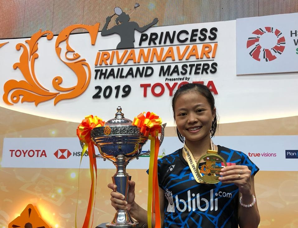 Fitriani's Masters win sparks new hope for Indonesian badminton
