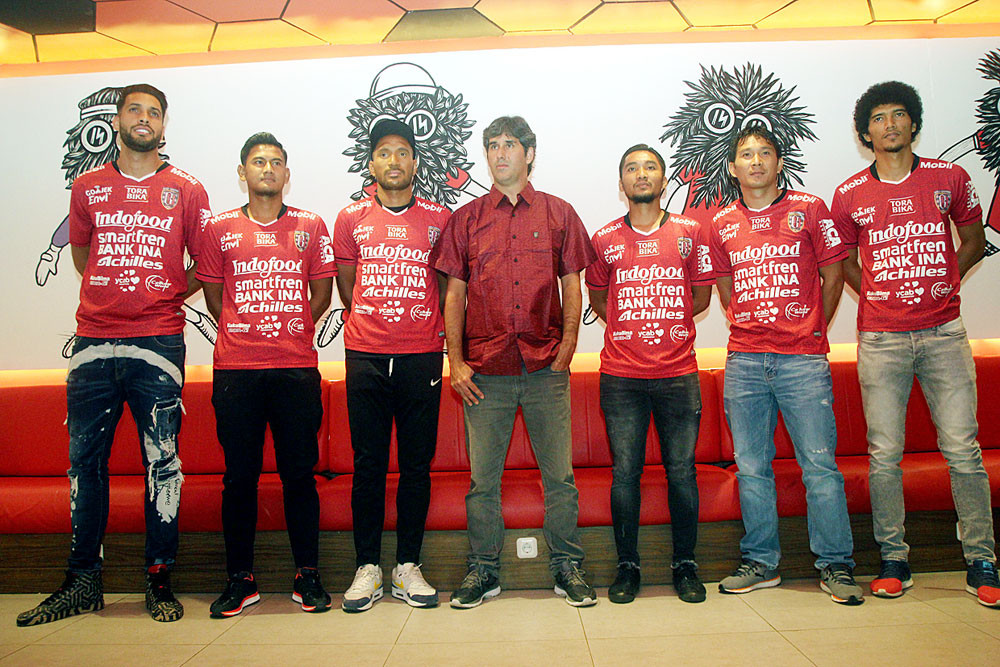 Bali United becomes first publicly listed soccer club in Southeast Asia