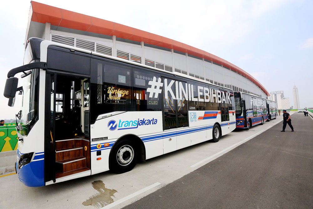 Transjakarta to serve route to Soekarno-Hatta International Airport