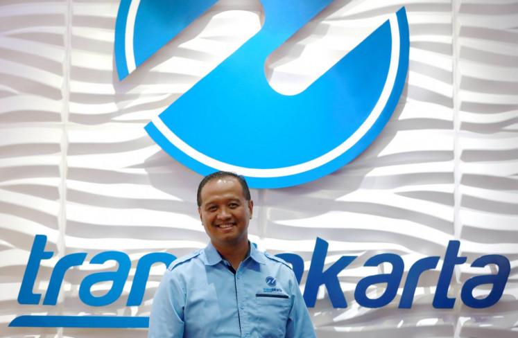Transjakarta CEO: Transportation, not competition