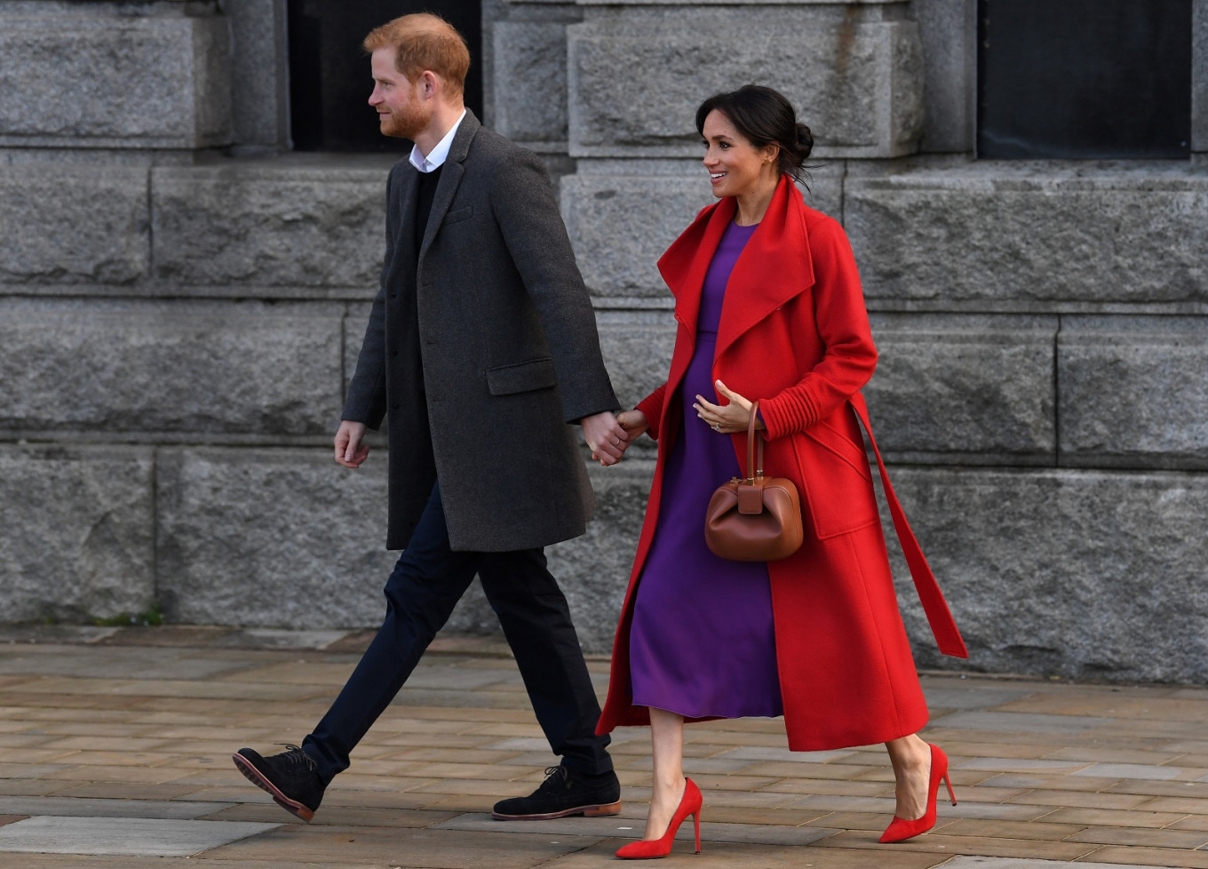 Royal but regular: Will Harry and Meghan seek 'normality' for their baby?