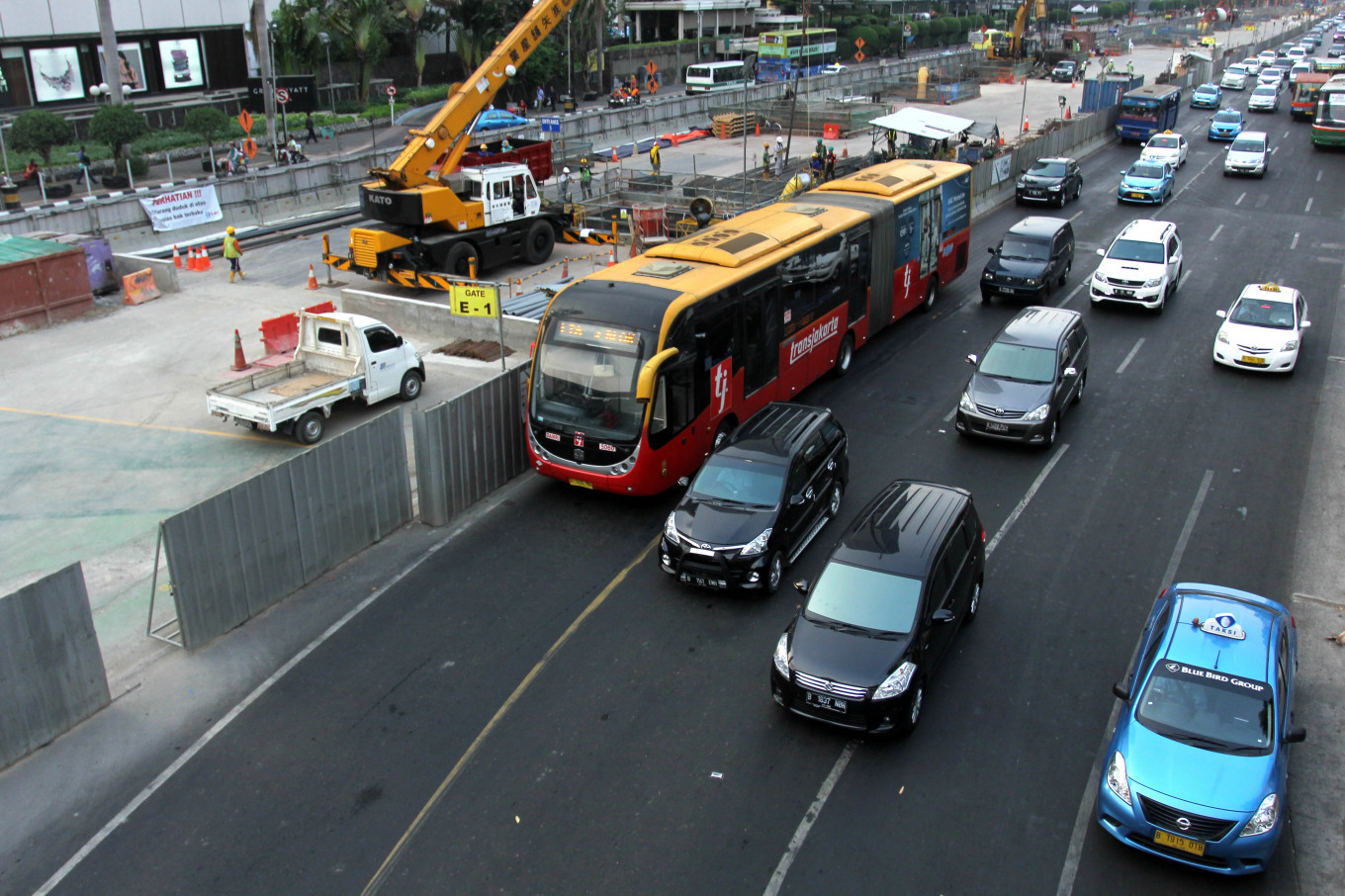 Revolutionary Transjakarta proves its relevance after 15 years