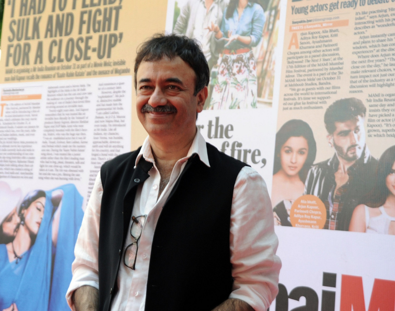 Top Bollywood director Hirani denies sexual assault allegations
