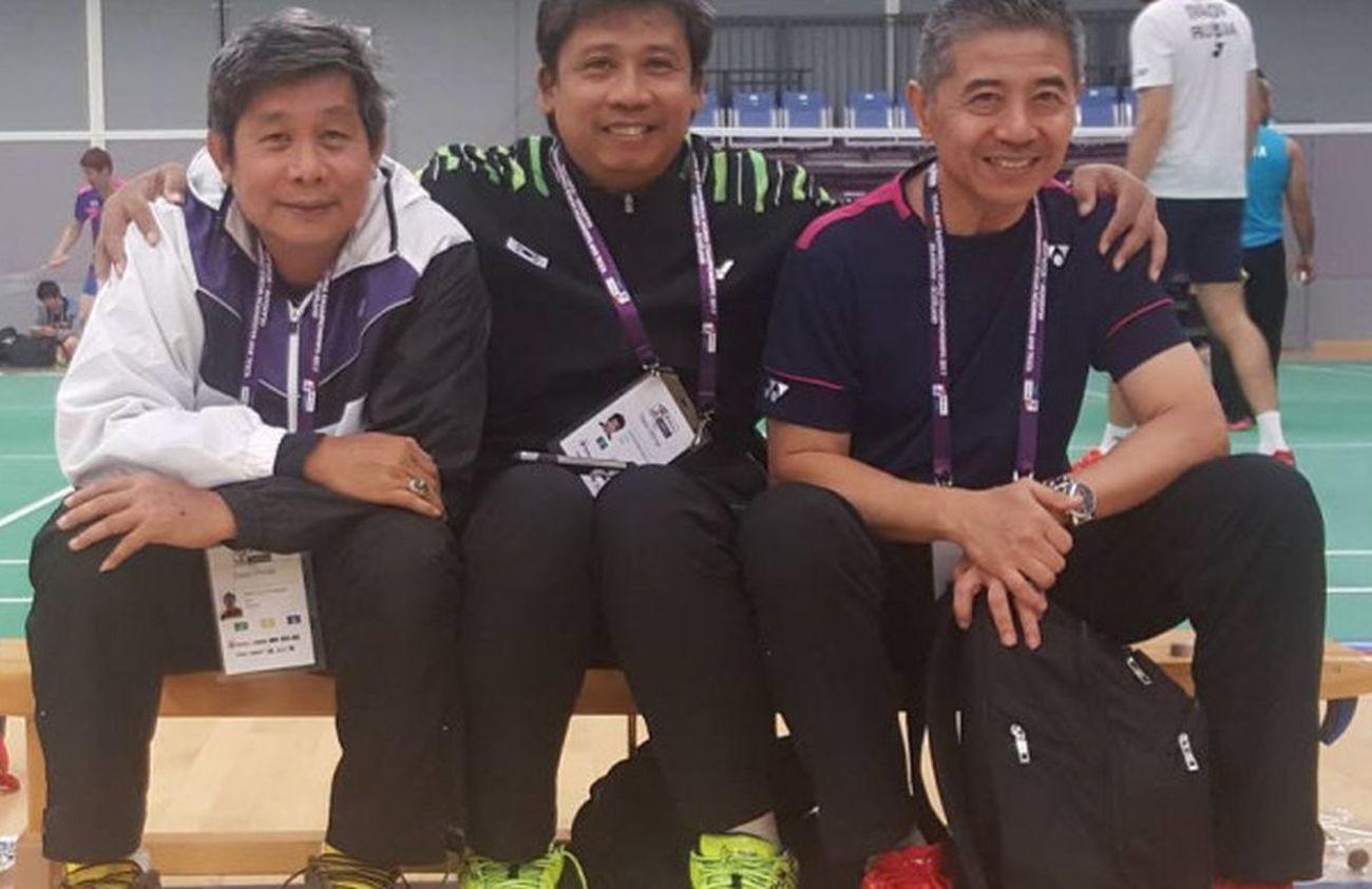 Indonesian coach Agus Dwi Santoso joins Thai badminton association